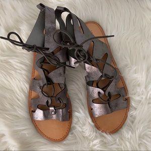 INDIGO | Gladiator sandals